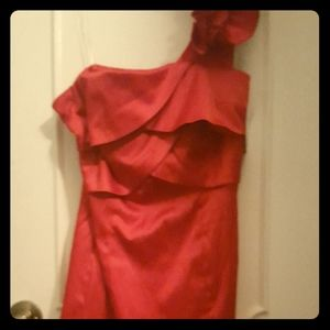 Dresses & Skirts - NEW RADIANT Red Dress